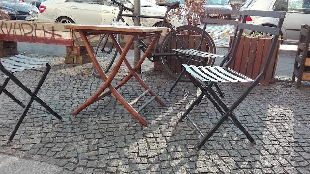Cafe Mugrabi