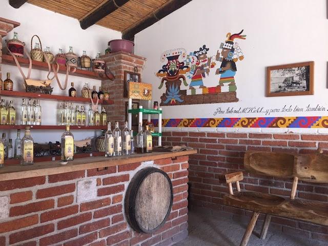 """Mezcal Factory """"La Ofrenda"""" or """"Zapotecos"""""""
