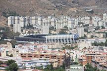 Estadio La Rosaleda, Malaga, Spain