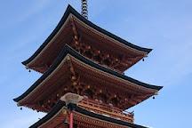 Enkyoji Temple, Kitagata-cho, Japan
