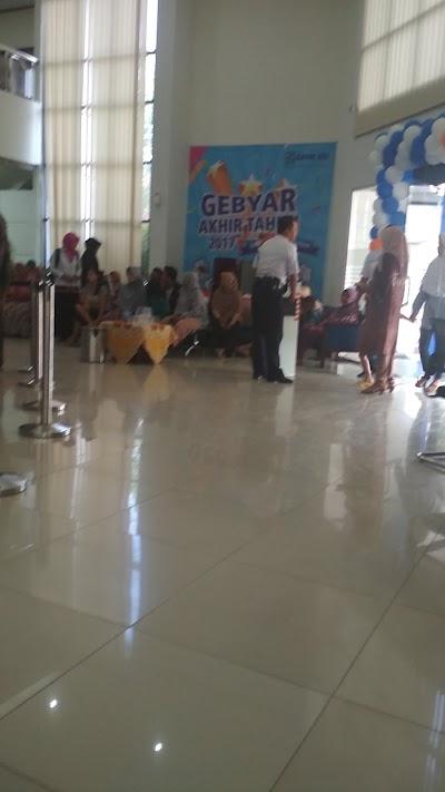 BRI Kanca Brebes in Central Java