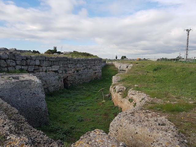 Parco Archeologico Mura Messapiche