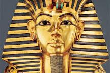 The Tutankhamun Exhibition, Dorchester, United Kingdom