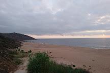 Praia da Gralha, Sao Martinho do Porto, Portugal