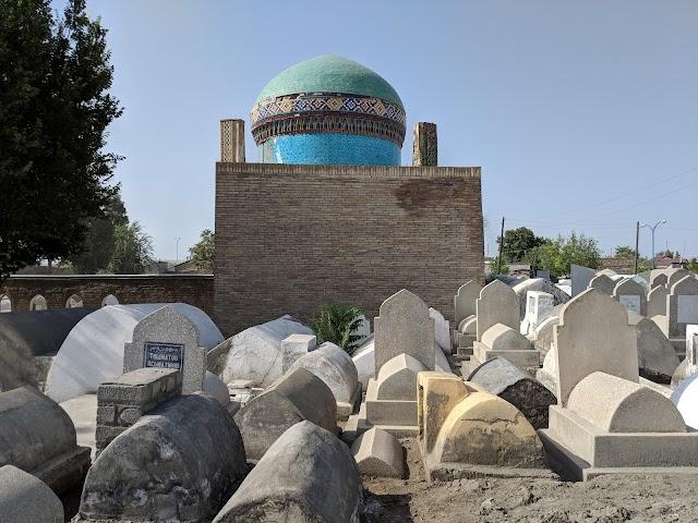 Modari Khan Mausoleum