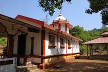 The Mallikarjun Temple, Canacona, India