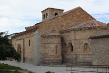 Church of San Andrés, Avila, Spain