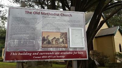 The Old Methodist Church