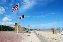 Omaha Beach, Saint-Laurent-sur-Mer, France