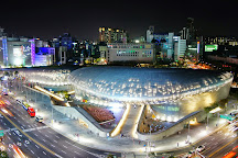 Dongdaemun Design Plaza (DDP), Seoul, South Korea