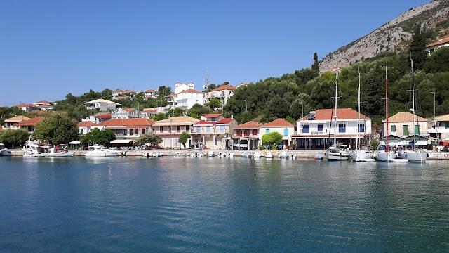 Kalamos Port