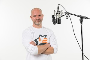 Profi-Sprecher Holger Koch