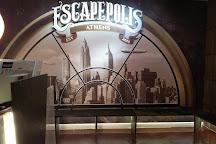 Escapepolis, Athens, Greece