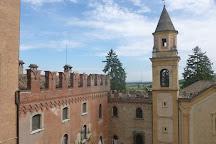Palazzo del Podesta, Castell'Arquato, Italy