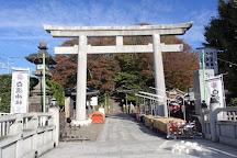 Shirahata Shrine, Fujisawa, Japan