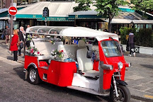 Paris by Tuktuk, Paris, France
