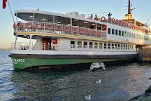 Eminonu Pier, Istanbul, Turkey