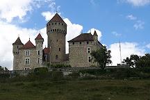 Le Chateau de Montrottier, Annecy, France