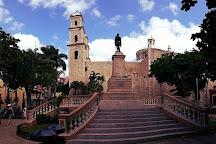 Parque Hidalgo, Merida, Mexico
