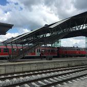 Станция  Muehldorf(Oberbay)
