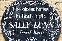 Sally Lunn's Museum, Bath, United Kingdom
