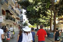 Calle San Miguel, Torremolinos, Spain