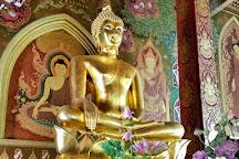 Wat Tri Thotsathep Worawihan, Bangkok, Thailand