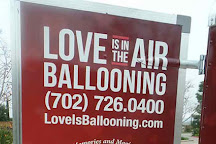 Love is in the Air Ballooning, Las Vegas, United States