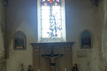 Eglise Notre-Dame du Mont-Harou, Moutiers au Perche, France