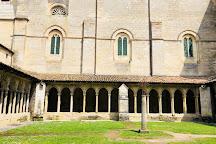 Eglise Collegiale de Saint-Emilion, Saint-Emilion, France