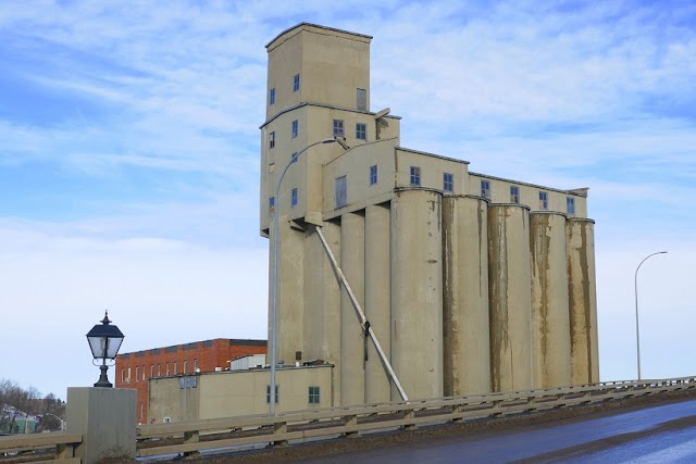 Five Roses Flour Mill