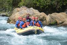 Tongariro River Rafting, Turangi, New Zealand