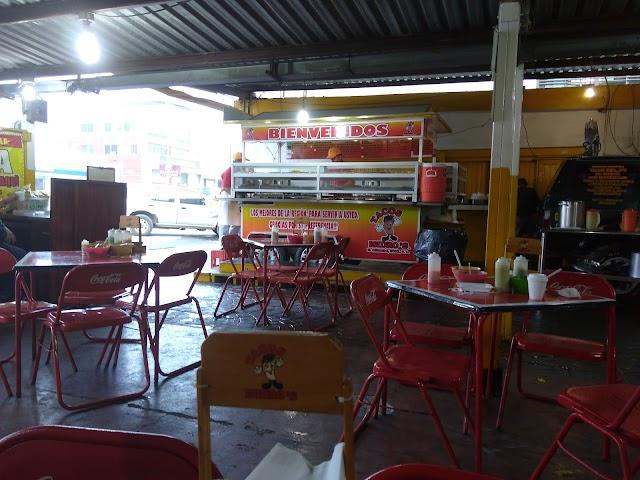 Tacos Isidro's