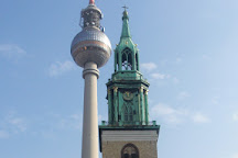 Weltzeituhr, Berlin, Germany