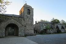 Church of Santa Maria, Pedrafita do Cebreiro, Spain