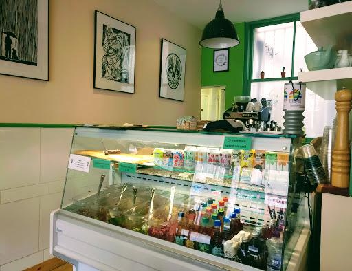 Green Kitchen Vegan Cafe