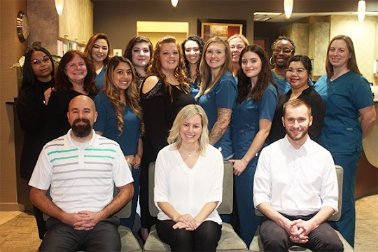 Huffman Family Dentistry Team GMB Post Pic