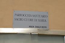 Chiesa Sacro Cuore di Maria, Turin, Italy