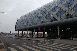 Автобусная станция   Poznań Główny