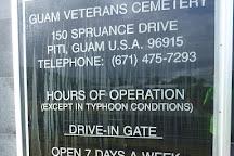 Guam Veterans Cemetery, Piti, Guam