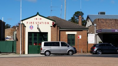 Fire and Rescue NSW Mittagong Fire Station