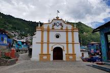 Santa Catarina Palopo Church, Santa Catarina Palopo, Guatemala