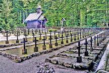Ukanc Military Cemetery, Bohinjsko Jezero, Slovenia