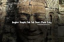 Angkor Tuk Tuk Private, Siem Reap, Cambodia