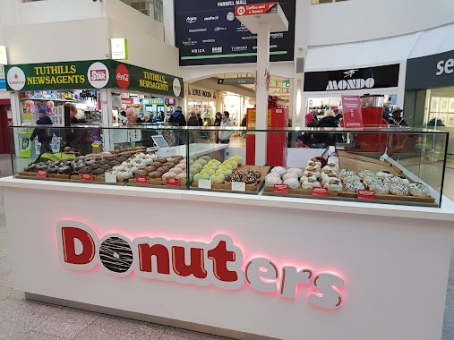 Donuters, Author: Fiachra Duffy