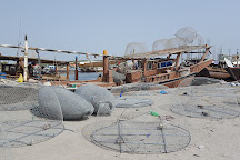 Sharjah Fish Market, Sharjah, United Arab Emirates