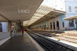 Железнодорожная станция  Lisboa   Santa Apolonia
