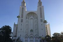 L'Eglise du Sacre-Coeur, Casablanca, Morocco