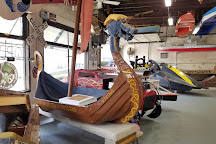 Cardboard Boat Museum, New Richmond, United States