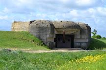 Batterie Allemande de Longues-Sure-Mer, Longues-sur-Mer, France
